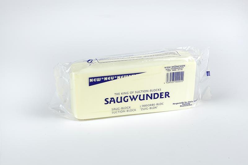 Saugschwamm / Saugwunder