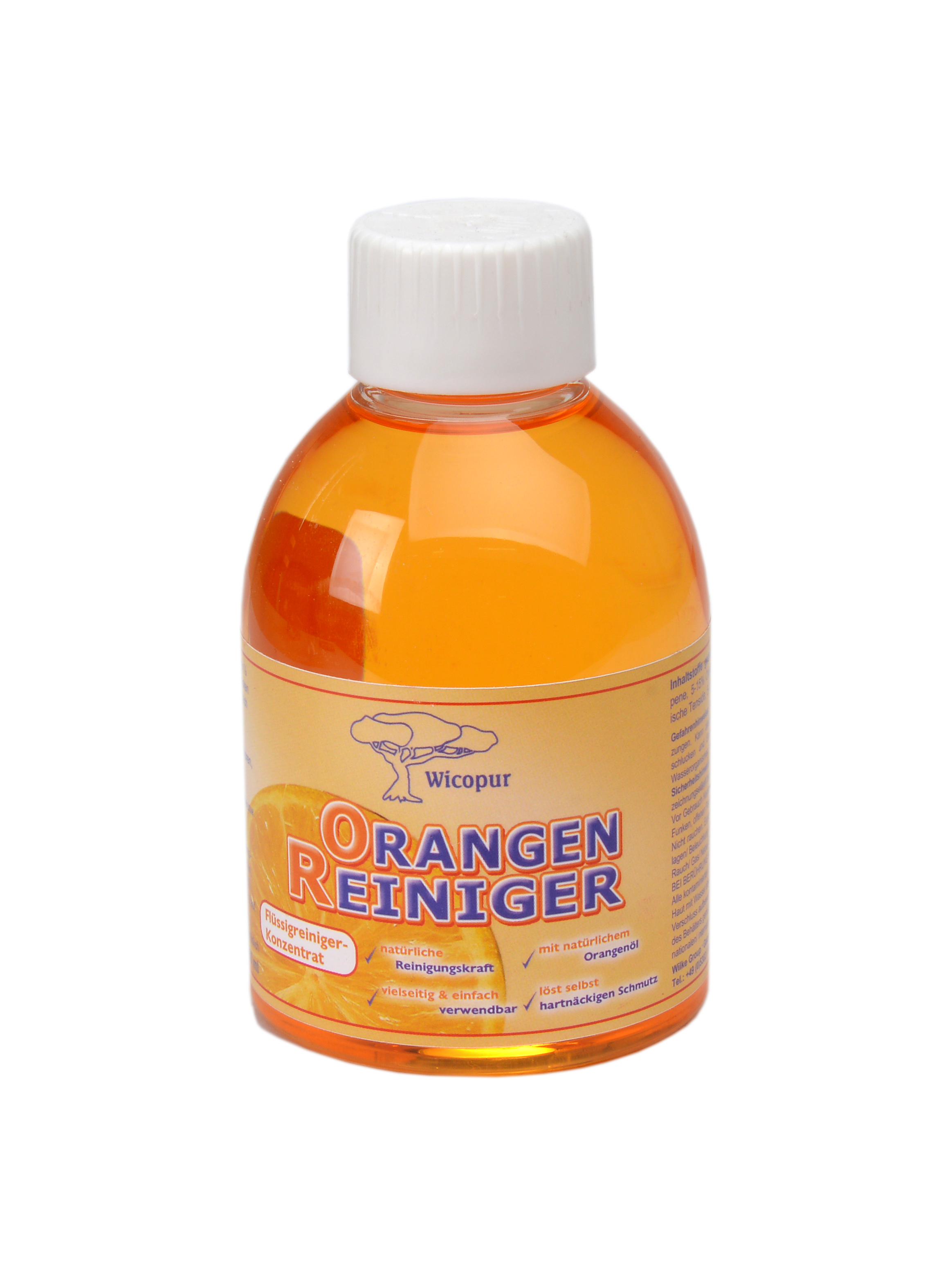 Orangenölkonzentrat 300 ml Flasche