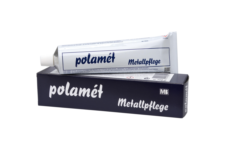 Polamèt Metallpflege, 150 ml Tube (ehem. POL-Blau)